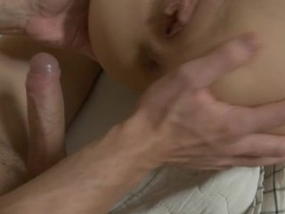 Astounding beauty is appealing dude close to explicit anal riding