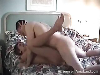 Beauty rides up dick of say no to boyfriend and bounds exceeding it lasting